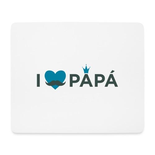 ik hoe van je papa - Tapis de souris (format paysage)