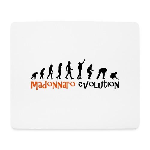 madonnaro evolution original - Mouse Pad (horizontal)