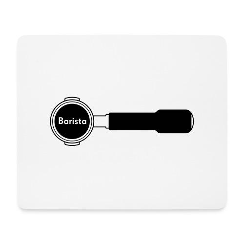 Siebträger Barista horiz - Mousepad (Querformat)