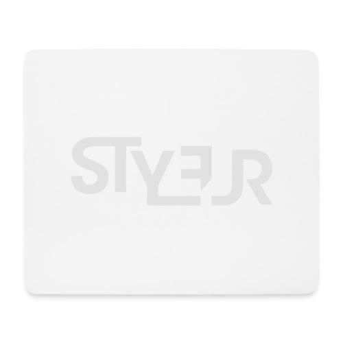 styleur logo spreadhsirt - Mousepad (Querformat)