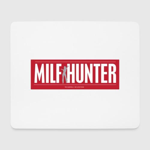 MILFHUNTER1 - Mousepad (bredformat)