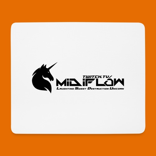 LSDUnicorn Right - Mousepad (Querformat)