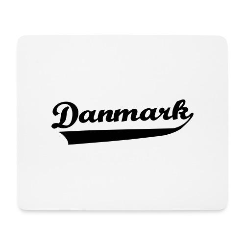 Danmark Swish - Mousepad (bredformat)