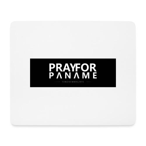 TEE-SHIRT HOMME - PRAY FOR PANAME - Tapis de souris (format paysage)