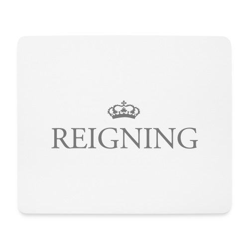 Gin O'Clock Reigning - Mouse Pad (horizontal)
