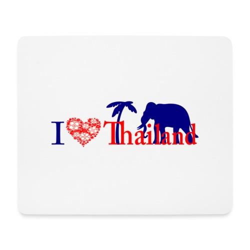 I love Thailand - Mouse Pad (horizontal)