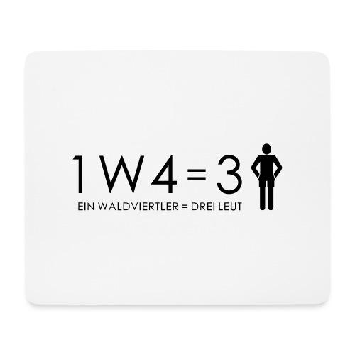 1W4 3L - Mousepad (Querformat)