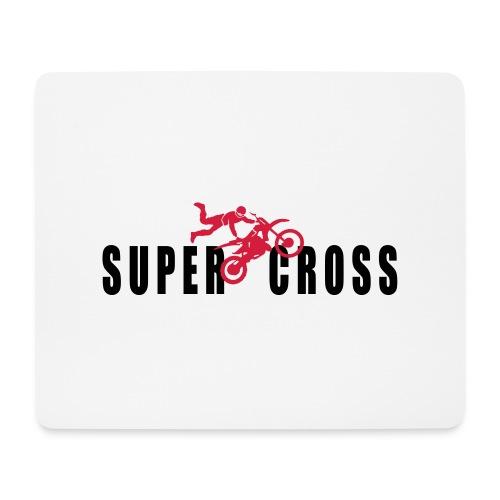 air Supercross - Tapis de souris (format paysage)
