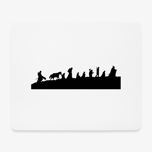 The Fellowship of the Ring - Mouse Pad (horizontal)