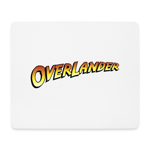 Overlander - Autonaut.com - Mouse Pad (horizontal)