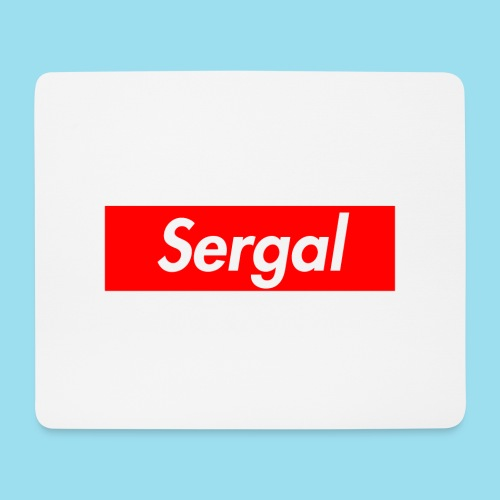 SERGAL Supmeme - Mousepad (Querformat)