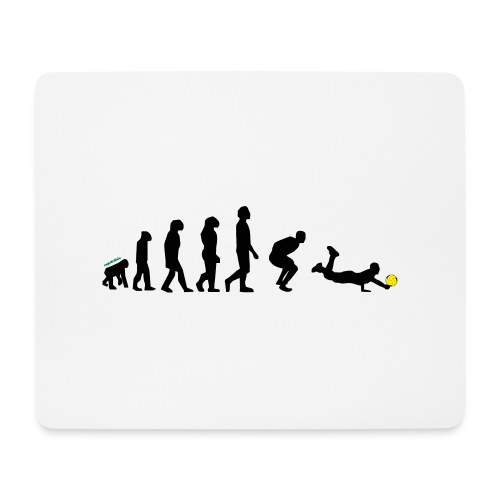 Evolution Defense - Tappetino per mouse (orizzontale)