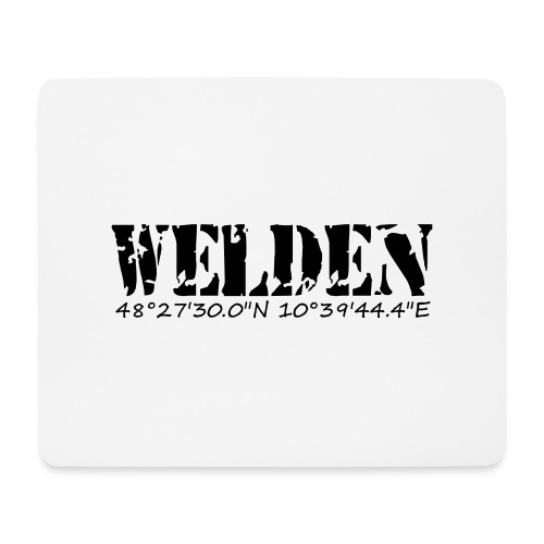 WELDEN_NE - Mousepad (Querformat)