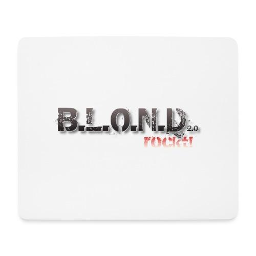 Logo 7000px png - Mousepad (Querformat)