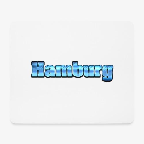 Hamburg - Mousepad (Querformat)