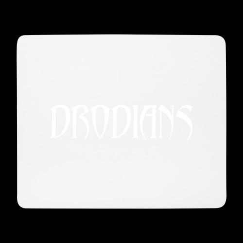 DRODIANS WHITE - Mouse Pad (horizontal)