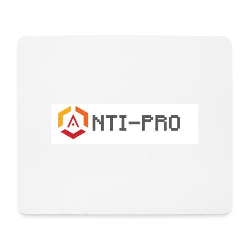 Maglietta Scritta Mario Anti-Pro Semplice - Tappetino per mouse (orizzontale)