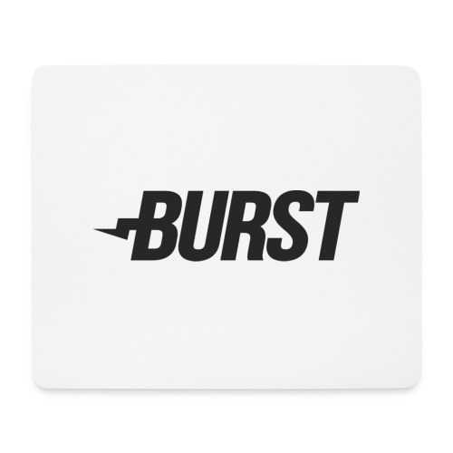 Cryptocurrency - Burstcoin (Burst) - Mousepad (Querformat)