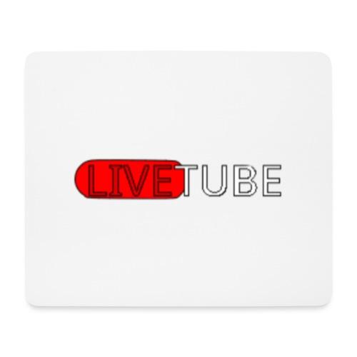 Livetube - Mousepad (bredformat)