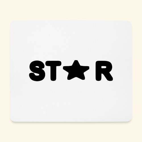 Star of Stars - Mouse Pad (horizontal)