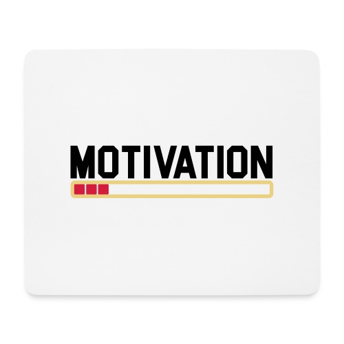 Keine Motivation - Mousepad (Querformat)
