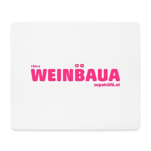 WEINBAUA - Mousepad (Querformat)