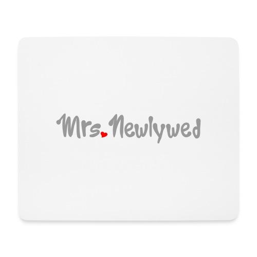 Mrs Newlywed - Mouse Pad (horizontal)
