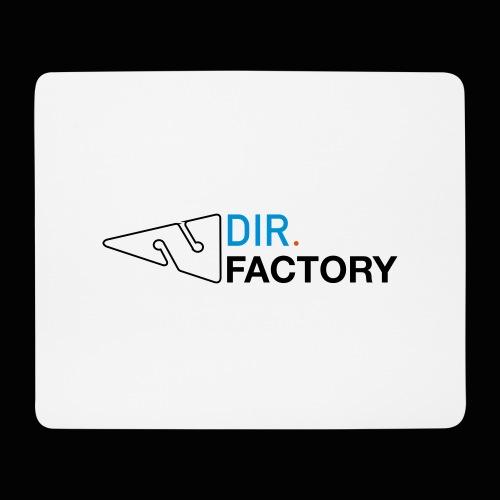 Logo mit Arrow DESIGN - Mousepad (Querformat)