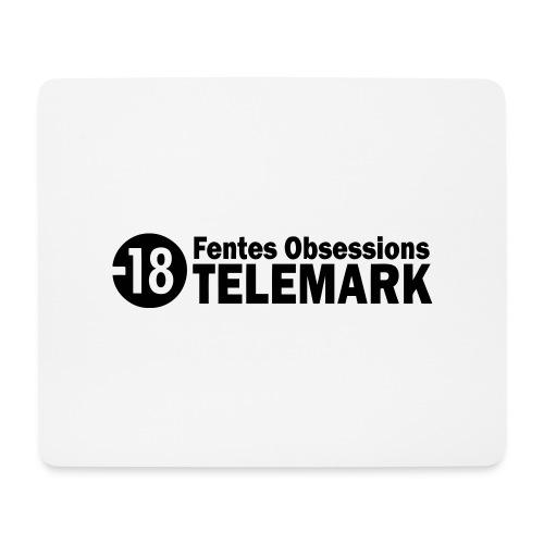 telemark fentes obsessions18 - Tapis de souris (format paysage)