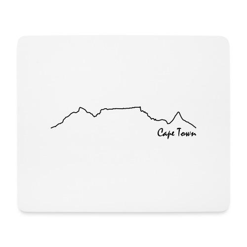 TableMountain-Cape Town - Mousepad (Querformat)