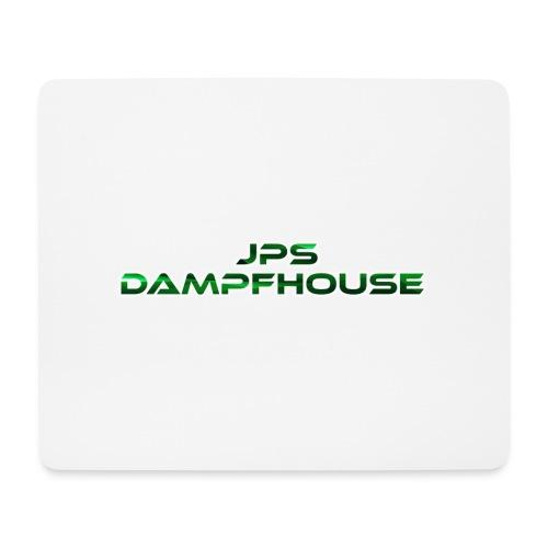 JPs DampfHouse Logo - Mousepad (Querformat)