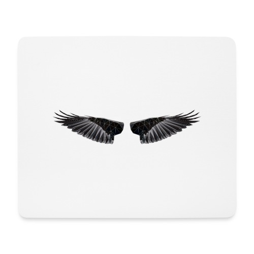 wings - Mouse Pad (horizontal)