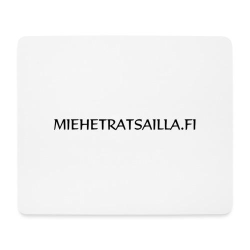 miehetratsailla - Hiirimatto (vaakamalli)