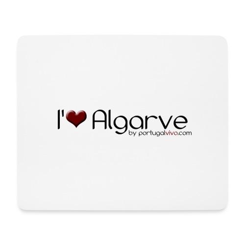I Love Algarve - Tapis de souris (format paysage)
