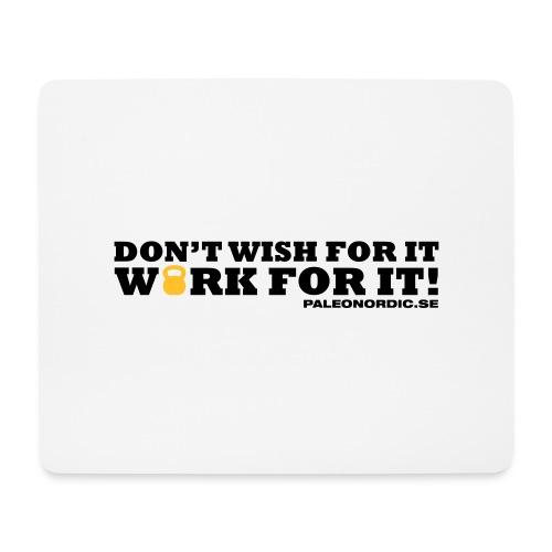 workforitsmal - Musmatta (liggande format)