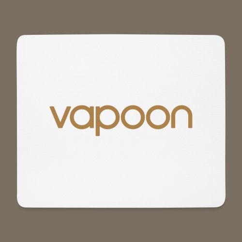 Vapoon Logo simpel 01 - Mousepad (Querformat)