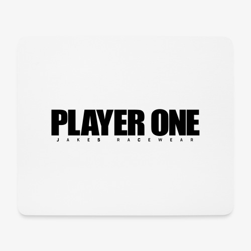 GET READY PLAYER ONE! - Mousepad (bredformat)