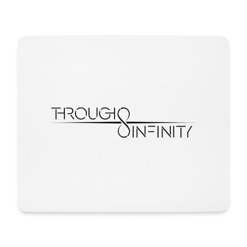 TI Logo Black - Mouse Pad (horizontal)
