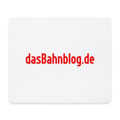 dasBahnblog de - Mousepad (Querformat)
