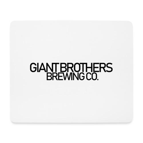Giant Brothers Brewing co SVART - Musmatta (liggande format)