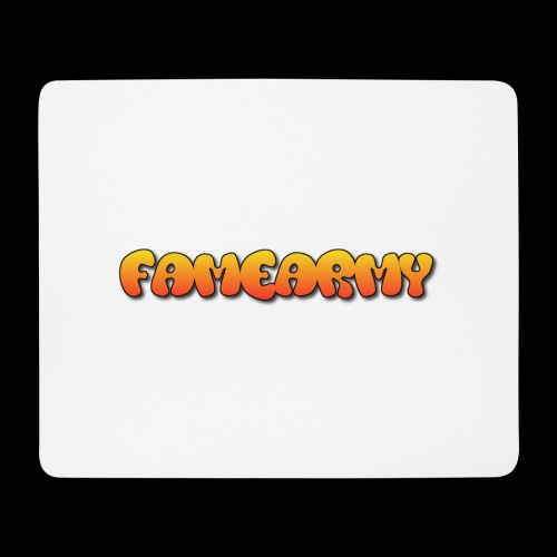 FameArmy2 - Mousepad (Querformat)
