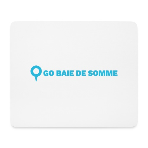 LOGO Go Baie de Somme - Tapis de souris (format paysage)