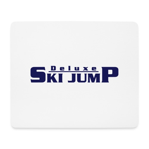 Deluxe Ski Jump - Mouse Pad (horizontal)