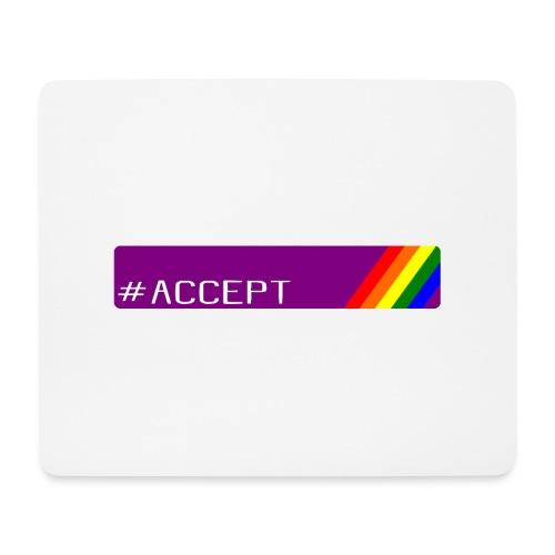 79 accept - Mousepad (Querformat)