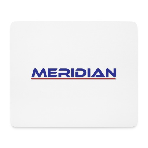 Meridian - Tappetino per mouse (orizzontale)