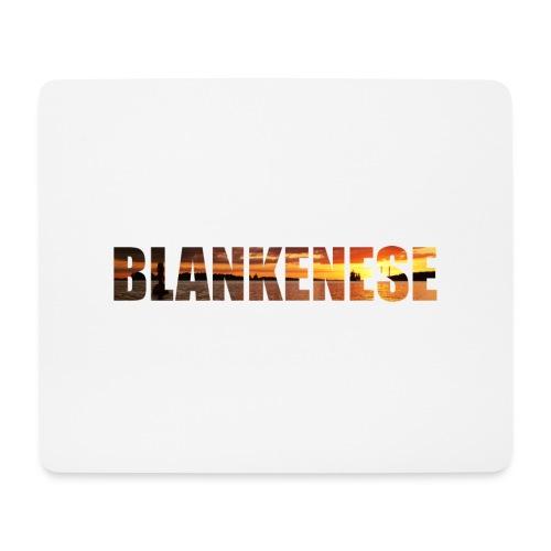 Blankenese Hamburg - Mousepad (Querformat)