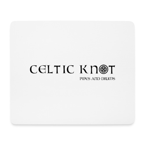 Celtic knot - Tappetino per mouse (orizzontale)