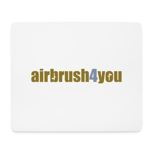 Airbrush - Mousepad (Querformat)