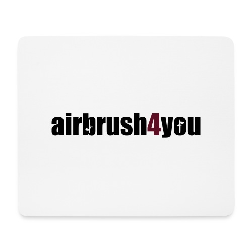 Airbrush 4 You - Mousepad (Querformat)