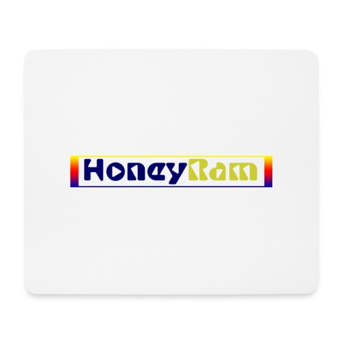 present by HoneyRam - Mousepad (Querformat)